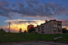 Вечерне-закатное / Гродно 2013