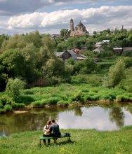 Свидание на берегу Протвы / В уютном городке Боровске