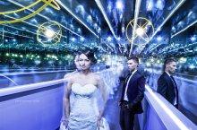 Свадебные фантомы или пора жениться / Фотография с мастер-класса по теме «trash the dress» на заводе Интерпайп. http://stelmakh.com/