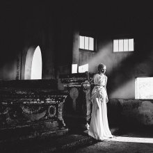 "/ Photo: Boris Bushmin Model: Appolinariya http://vk.com/id39920870 Style: Victoria Eremina http://vk.com/id98653113 Mua/hair: Салон красоты Ангелины Соколовой ""Angel Studio"" http://vk.com/angelpro"