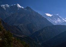 горные деревни / на высоте около 4 000 м