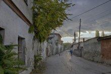 Старый Бахчисарай. Раннее утро... / Снимал в ноябре ранним утром , старая часть Бахчисарая...