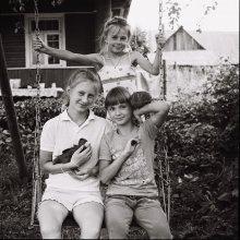 Три Сестрички и их Курицы. /