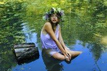 Green summer / Anna Janiszewskaia