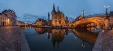 Ghent : golden hour / больше фото и рассказ о поездке в это сказочное место: http://egra.livejournal.com/5255.html