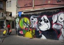 граффити / Тель-Авив