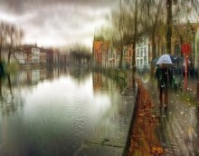 питерская погода в Брюгге / *****************