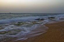 / Вечернее море...