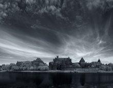 Мальборк / Мальборк был основан в 1276 году, как орденский замок Мариенбург.