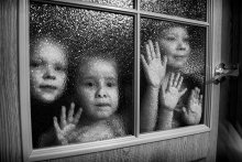прибежали в избу дети... / ...
