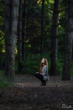 Одна... / гуляю в одиночестве...
