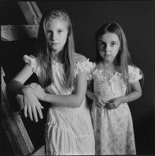 Кристина и Полина /