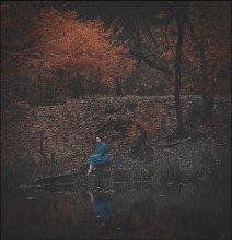 Anna in Autumn /