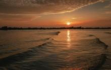 Азовские закаты / Бердянский залив