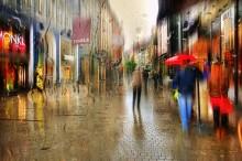 дождливый Копенгаген / *****************