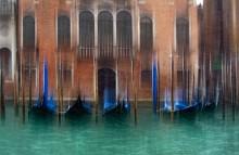 / Снег в Венеции