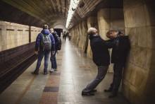 Держись, братюня! / Киевское метро