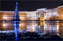 Дворцовая / 10 января 2014 года, Санкт-Петербург.
