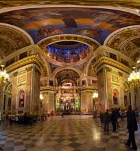 Собор преподобного Исаакия Далматского / Санкт-Петербург. Исаакиевский собор.
