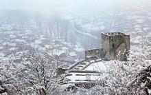 Снег, снег... / Болгарская зима
