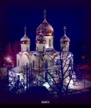 На Крещенье  Господне / Праздник Крещения Господня — один из самых древних праздников христианской Церкви. Его установление относится еще ко временам апостолов. Древнее название праздника — «Епифания» — явление, или «Теофания» — Богоявление.