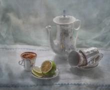 ...Утренний кофе - легко,не спеша, сны отпускает на волю душа... / ...