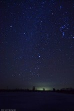 Зимняя ночь / ...........