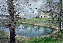 Прилуцкий монастырь / Вологодские зарисовки