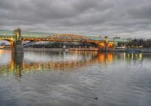 Вечер на Москве-реке. / Как-то так....