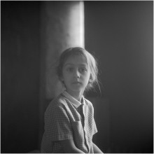 Ника / Ника, портрет
