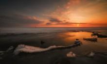 Весна на море / Бердянский залив.Март 2012г.