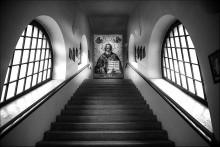 Храм Св.Николая Чудотворца / г.Бари, русское подворье, храм Св. Николая Святителя