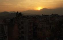 Старый город / столица Непала город Катманду