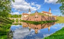 Несвижский замок / Резиденция Радзивиллов в Несвиже.