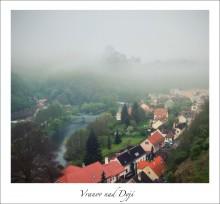 Картинки из Чехии: Vranov nad Dyjí / Небольшой городок Vranov nad Dyjí