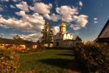 Саввино-Сторожевский монастырь / Саввино-Сторожевой монастырь Звенигород