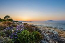 Закат на острове Закинф / ***