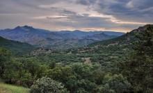 Майский вечер на Кара-Даге 3... / Воспоминания о любимом Крыме...Воспоминания о счастье и мире... Таким умиротворяющим был тот вечер, запах моря и трав, седые, древние горы...