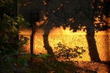 Sunset / Закат.