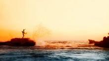 Splash! / Замечательная пара и съемка на острове Исла Мухерес, Мексика