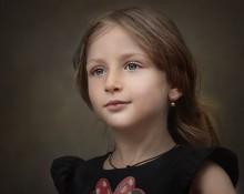 Портрет девочки... /
