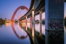 Живописный вечер / Вечер у Живописного моста