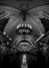 Станция Комсомольская / ...