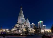 ...Всех Святых в Минске / фешенебельный храм   ФОТОСФЕРА МИНСК