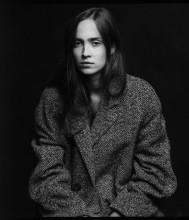 Портрет в пальто, сентябрь 2014 /