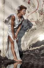 """Ангел / Фотосессия с названием """"Крылья"""" в заброшенном Санатории (6.09.2014г)"""