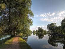 Тихая прогулка... / Петергоф, Луговой парк.