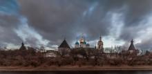 Новоспасский монастырь / Новоспасский монастырь. Москва.