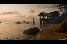 О доме / Кира, которая более двух лет живет на острове, частенько думает о доме. Ко Тао, Тайланд.