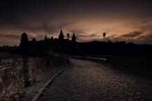 дорога к замку / Каменец-Подольский